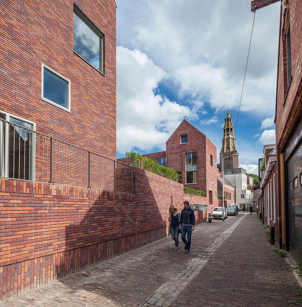Tectnique, Agaathhof, Groningen
