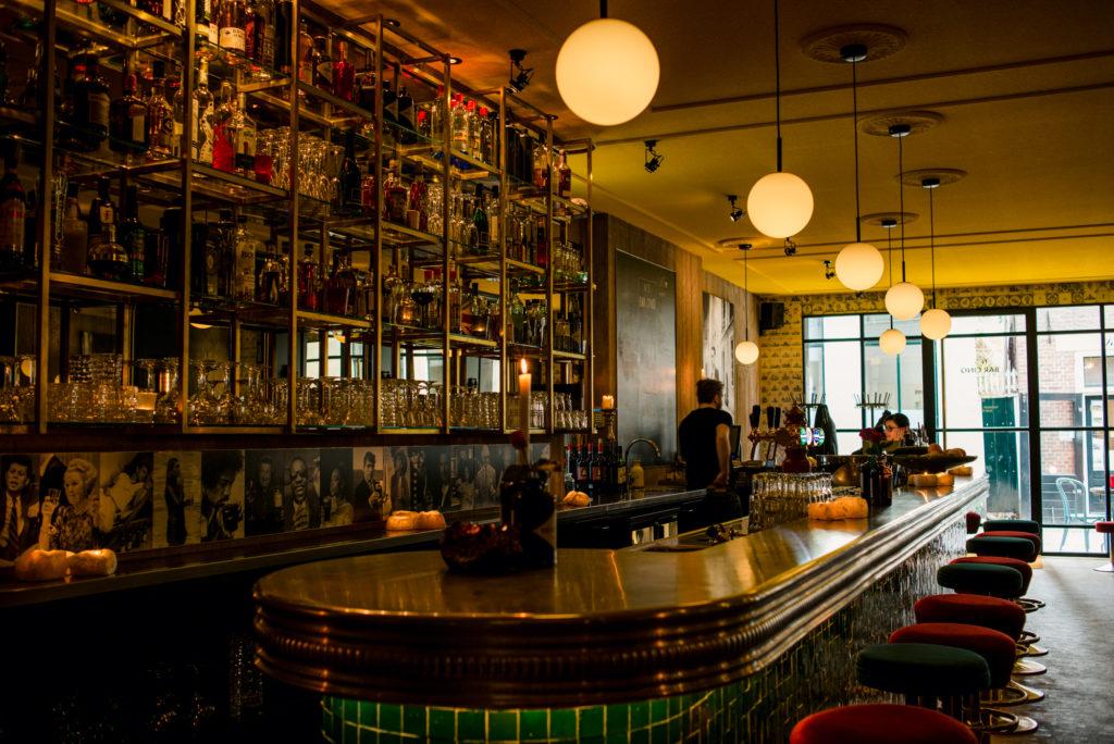 Tectnique-Bar Cinq-Groningen